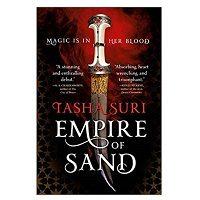 Empire of Sand by Tasha Suri PDF Download