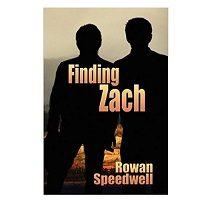 Finding Zach by Rowan Speedwell