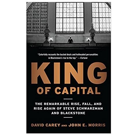 King of Capital by David Carey PDF
