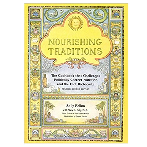 Nourishing Traditions by Sally Fallon PDF Download