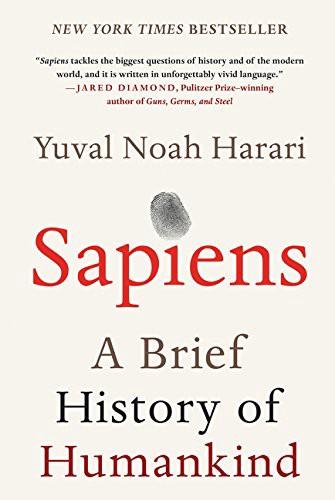 Sapiens by Yuval Noah Harari PDF Free Download