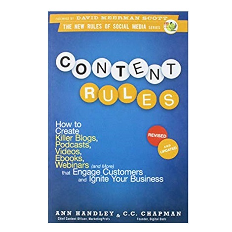 Content Rules by Ann Handley ePub