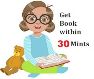 Get Your Books in Just 10 Mintes