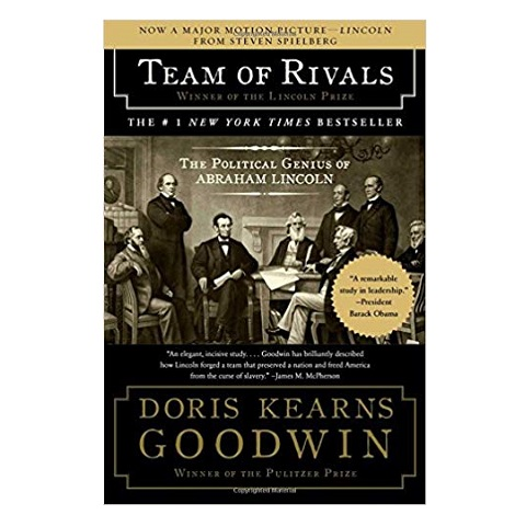 Team of Rivals by Doris Kearns Goodwin ePub