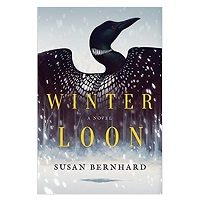 Winter Loon by Susan Bernhard