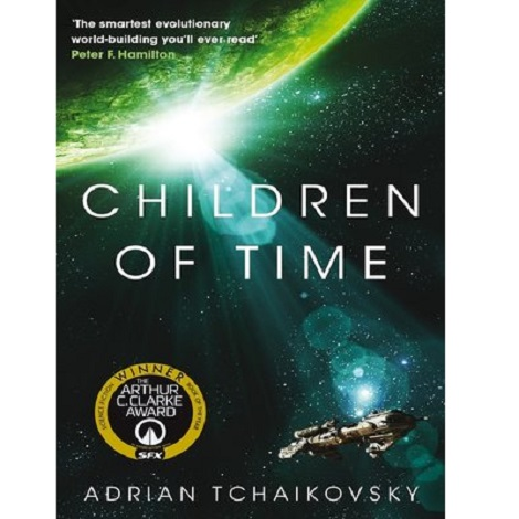 Children of Time by Adrian Tchaikovsky ePub Free Download