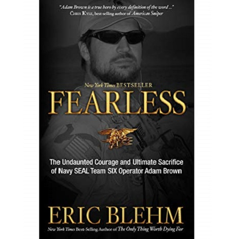 Fearless by Eric Blehm ePub Free Download