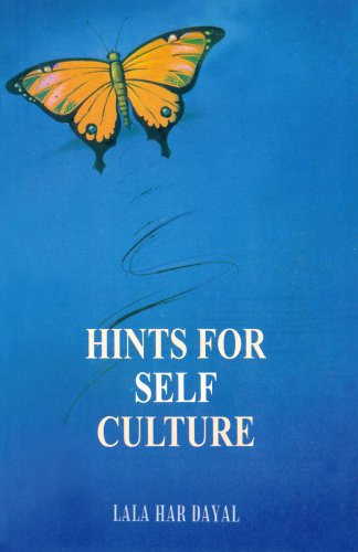 Hints For Self Culture by Lala Har Dayal ePub Free Download