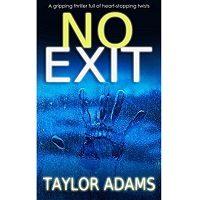 No Exit by Taylor Adams ePub