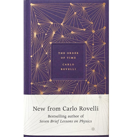 The Order of Time by Carlo Rovelli ePub