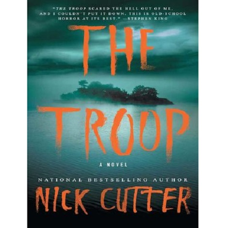 The Troop by Cutter Nick ePub Free Download