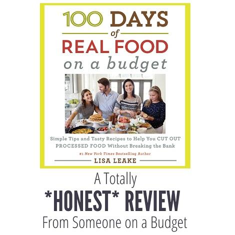 100 Days of Real Food by Lisa Leake PDF Free Download