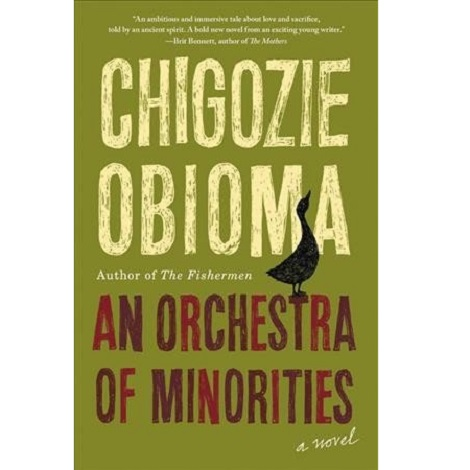 An Orchestra of Minorities by Chigozie Obioma PDF Free Download