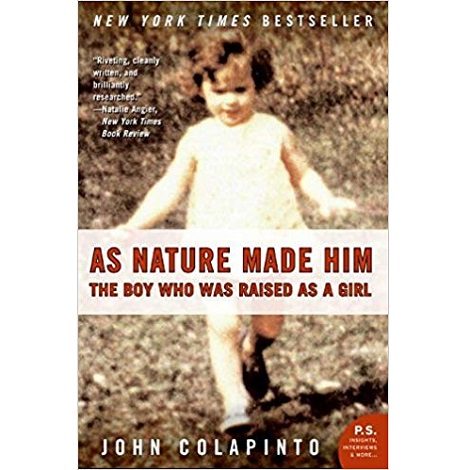 As Nature Made Him by John Colapinto ePub Free Download