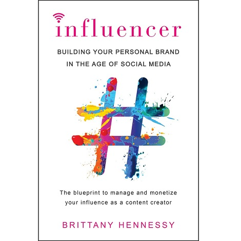 Influencer by Brittany Hennessy ePub Free Download