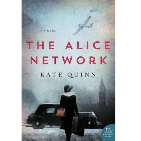 The Alice Network by Kate Quinn PDF Free Download