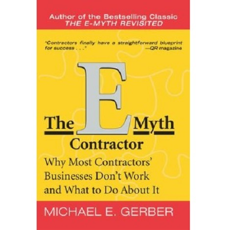The E-Myth Contractor by Michael E. Gerber ePub Free Download