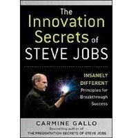 The Innovation Secrets of Steve Jobs by Carmine Gallo ePub