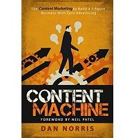 Content Machine by Dan Norris PDF