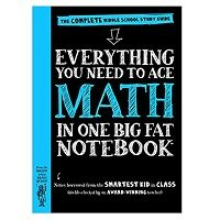 Everything You Need to Ace Math in One Big Fat Notebook by Workman Publishing pdf