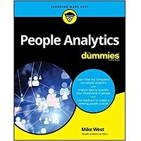 People Analytics For Dummies by Mike West PDF