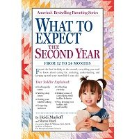 What to Expect the Second Year by Heidi Murkoff PDF