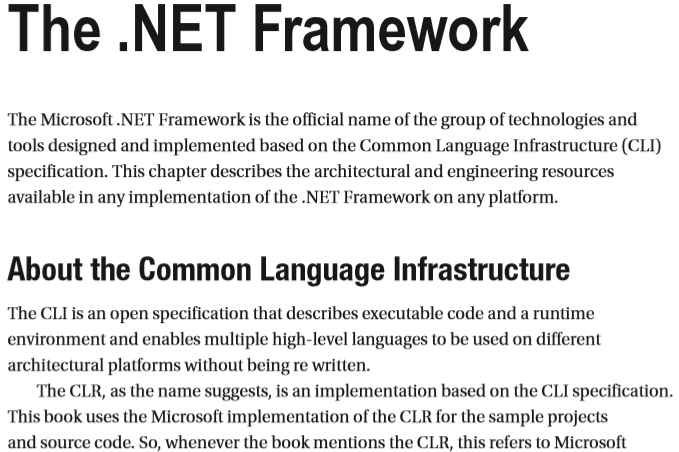Pro .NET Framework with the Base Class Library by Roger Villela PDF Download