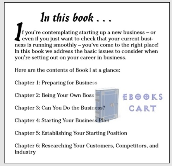 Starting a Business All-In-One For Dummies by Consumer Dummies PDF Download