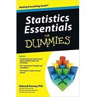 Statistics Essentials For Dummies by Deborah J. Rumsey PDF