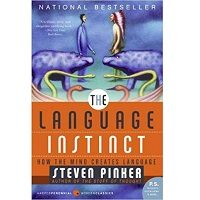 The language instinct by Steven Pinker PDF
