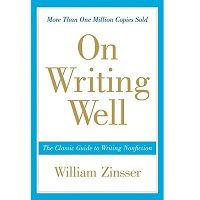 On Writing Well by William Zinsser PDF