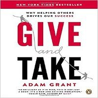 Give and Take by Adam Grant PDF Download