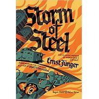 Storm of Steel by Ernst Junger PDF