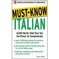 Must-Know Italian by Daniela Gobetti PDF Free Download