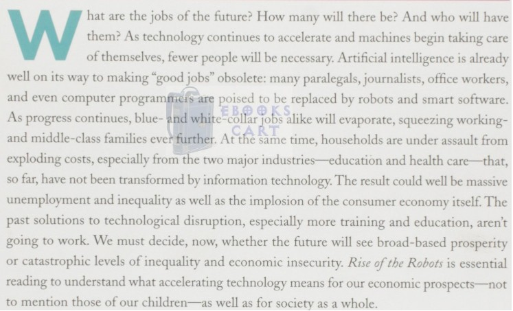 Rise-of-The-Robots by Martin Ford review