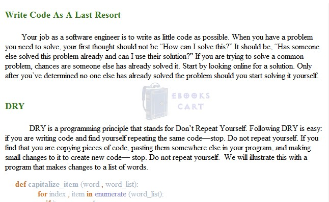 The Self-Taught Programmer by Cory Althoff Review