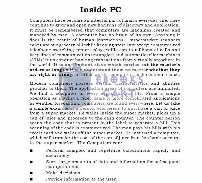 Download Computer Hardware and Peripherals by Munishwar Gulati PDF Free