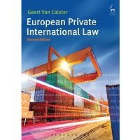 European Private International Law Second Edition by Geert Van Calster PDF Free Download