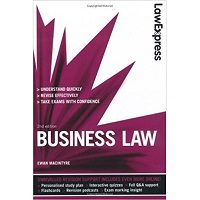 Law Express Business Law by Ewan MacIntyre PDF Free Download