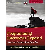 Programming Interviews Exposed Secrets to Landing Your Next Job PDF Book Free Download