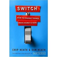 SWITCH How to Change Things When Change is Hard by Chip Heath & Dan Heath Free Download