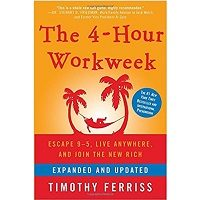 The 4-Hour Workweek by Timothy Ferriss PDF Book Free Download