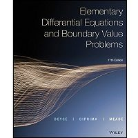 Elementary Differential Equations and Boundary Value Problems PDF Book Free Download