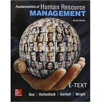 Fundamentals of Human Resource Management 6th Edition