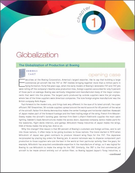 Global Business Today, 9th Edition by Charles W. L. Hill Dr, G. Tomas M. Hult PDF Review