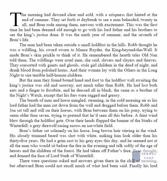 pdf game of thrones book 2