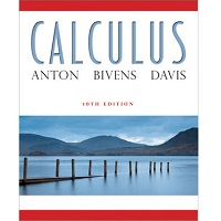 Download Calculus, 10th Edition by Howard Anton PDF Free