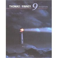 Calculus and Analytic Geometry (9th Edition) by George B. Thomas, Ross L. Finney Free Download