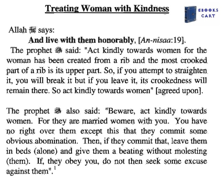 How to Win Your Wife's Heart by Ibraahim ibn Saaleh PDF Book Review