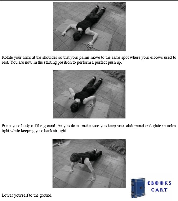 The Ultimate Guide To Pushups by David Nordmark PDF Book Review